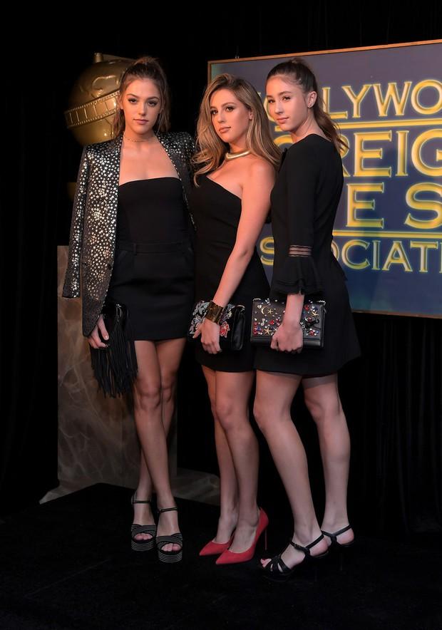 3 mỹ nữ nhà Rambo cùng dàn người đẹp Hollywood khoe váy áo lộng lẫy tại sự kiện - Ảnh 2.