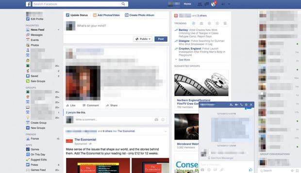 Không làm ứng dụng nhưng Facebook vẫn có Messenger dành riêng máy tính - Ảnh 1.
