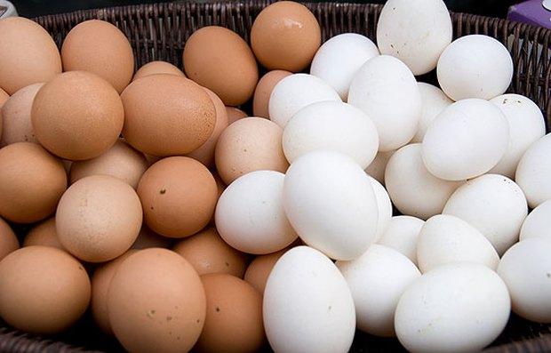 Vì sao trứng gà có hai màu và lý do thật bất ngờ - Ảnh 1.