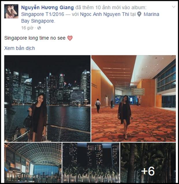 Nghi vấn Hương Giang Idol đã chia tay bạn trai Việt kiều - Ảnh 12.