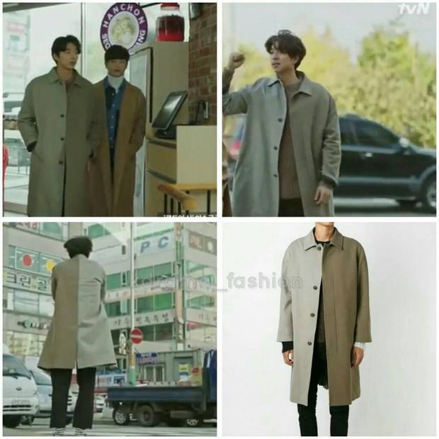 Cặp soái ca Gong Yoo - Lee Dong Wook của Goblin mặc đẹp như thế này hèn chi fan cứ dán mắt xem - Ảnh 20.