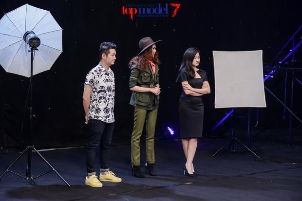 Next Top Model: Thanh Hằng khẳng định Fung La không biết điều! - Ảnh 1.
