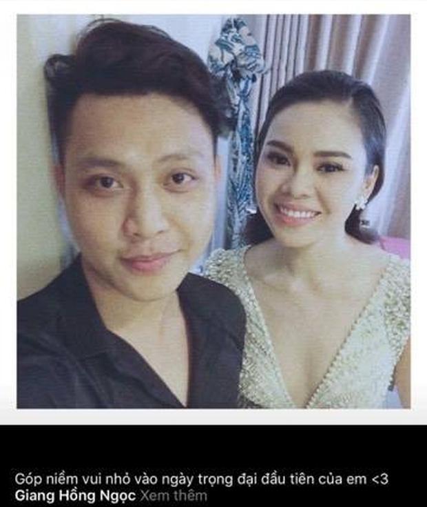 Ca sĩ Giang Hồng Ngọc đã bí mật tổ chức lễ kết hôn - Ảnh 1.