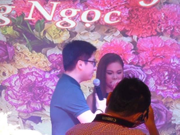 Ca sĩ Giang Hồng Ngọc đã bí mật tổ chức lễ kết hôn - Ảnh 2.