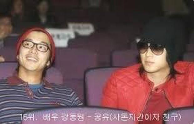 Nhờ Goblin, mối quan hệ mật thiết giữa gia đình Gong Yoo và Kang Dong Won bỗng được chú ý - Ảnh 4.
