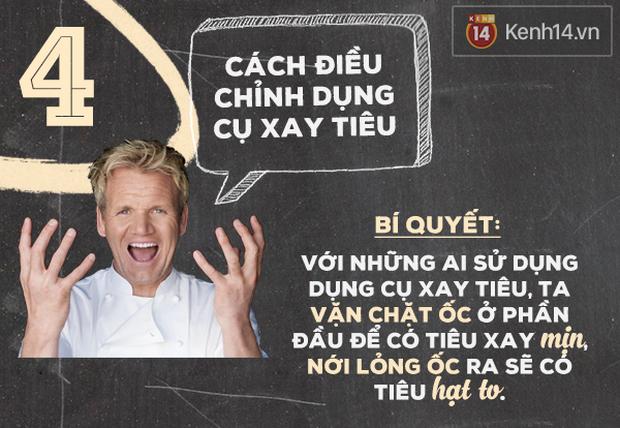 Học siêu đầu bếp Gordon Ramsay 5 mẹo nấu nướng thần sầu - Ảnh 5.