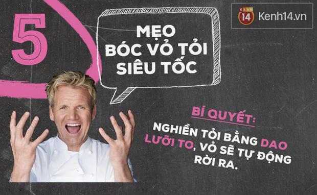 Học siêu đầu bếp Gordon Ramsay 5 mẹo nấu nướng thần sầu - Ảnh 6.