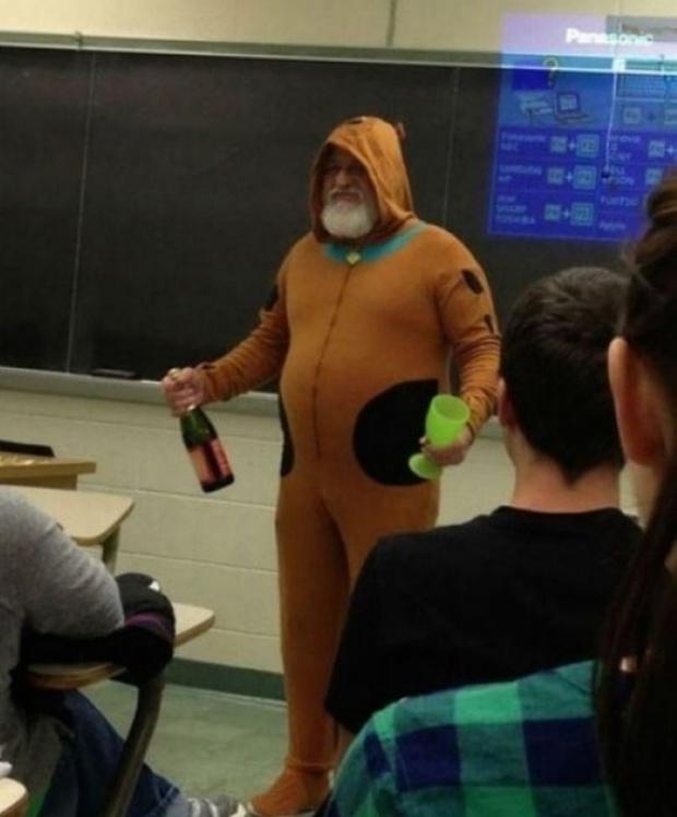 Đây là những vị giáo sư mà bạn luôn muốn được gặp một lần trong đời - Ảnh 17.