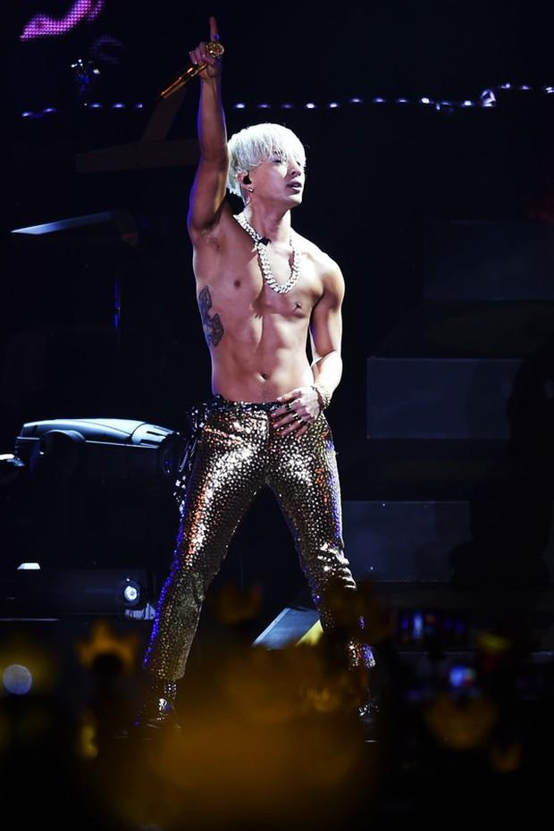 Những nghệ sĩ nam Hàn không thể ngừng phanh áo, khoe múi bụng săn chắc - Ảnh 19.