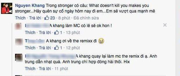 Nghi vấn Giang Hồng Ngọc bức xúc vì MC Thành Trung kém duyên - Ảnh 8.