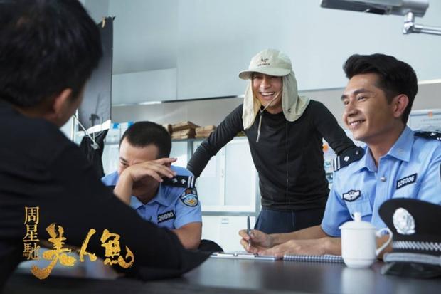 Hé lộ hình ảnh hậu trường Mỹ Nhân Ngư của vua hài Châu Tinh Trì - Ảnh 5.