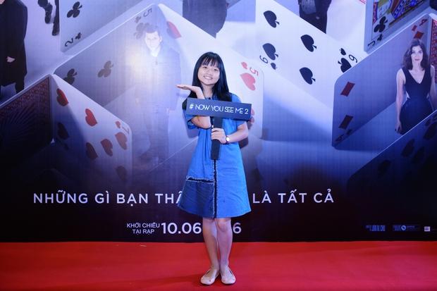 Dàn sao Việt nô nức đi xem siêu phẩm ảo thuật Now You See Me 2 - Ảnh 7.