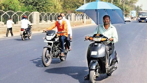 Chùm ảnh: Những hình ảnh nắng nóng khủng khiếp chỉ có ở Ấn Độ - Ảnh 11.