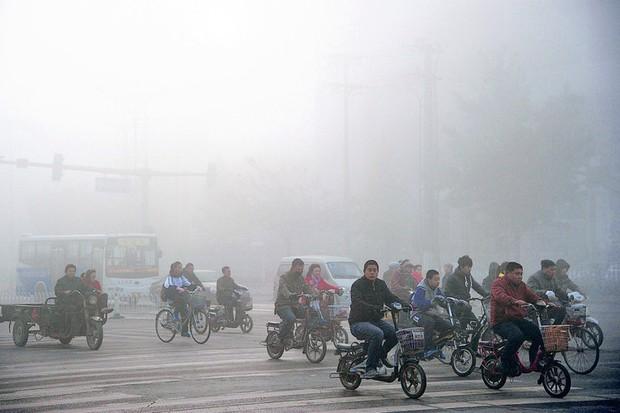 Chùm ảnh: 10 thành phố ô nhiễm nhất thế giới - Ảnh 2.