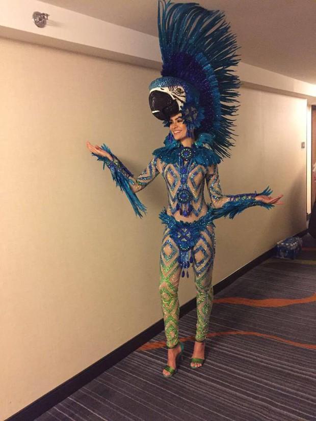 Gặp sự cố bất ngờ, Diệu Ngọc buộc phải thay đổi phần thi tài năng tại Miss World vào phút chót - Ảnh 5.