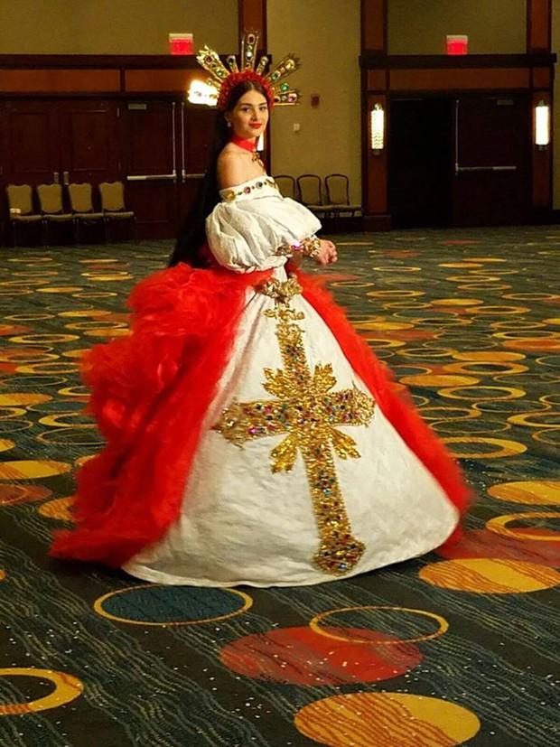 Gặp sự cố bất ngờ, Diệu Ngọc buộc phải thay đổi phần thi tài năng tại Miss World vào phút chót - Ảnh 12.