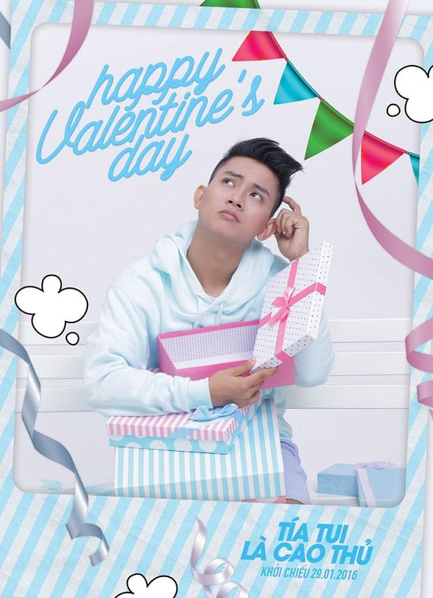 """Hoài Lâm """"cute lạc lối"""" bên người tình màn ảnh xinh đẹp - Ảnh 8."""