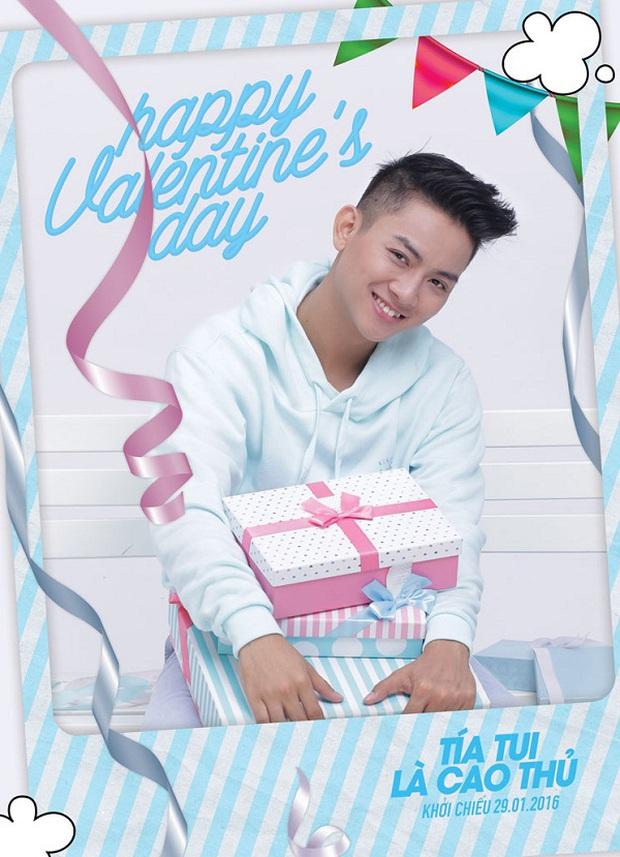 """Hoài Lâm """"cute lạc lối"""" bên người tình màn ảnh xinh đẹp - Ảnh 9."""