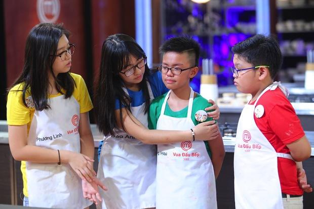 Ngô Thanh Hòa lộ điểm yếu trước Thanh Cường, cậu bé cool ngầu Hoàng Hải ra về - Ảnh 18.