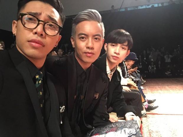 Hoàng Ku, Châu Bùi, Cao Minh Thắng & các fashionista Việt nổi không kém fashionista Hàn tại Seoul Fashion Week - Ảnh 23.