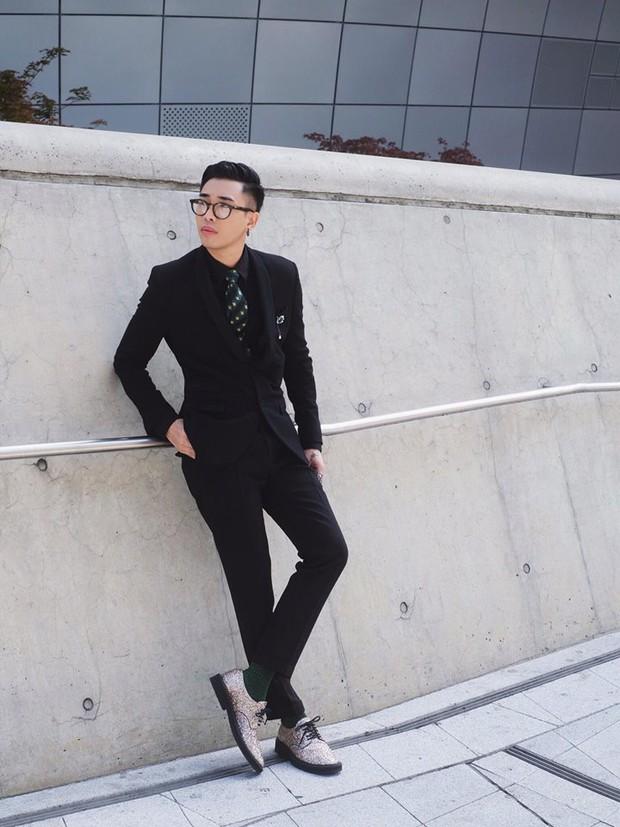 Hoàng Ku, Châu Bùi, Cao Minh Thắng & các fashionista Việt nổi không kém fashionista Hàn tại Seoul Fashion Week - Ảnh 18.