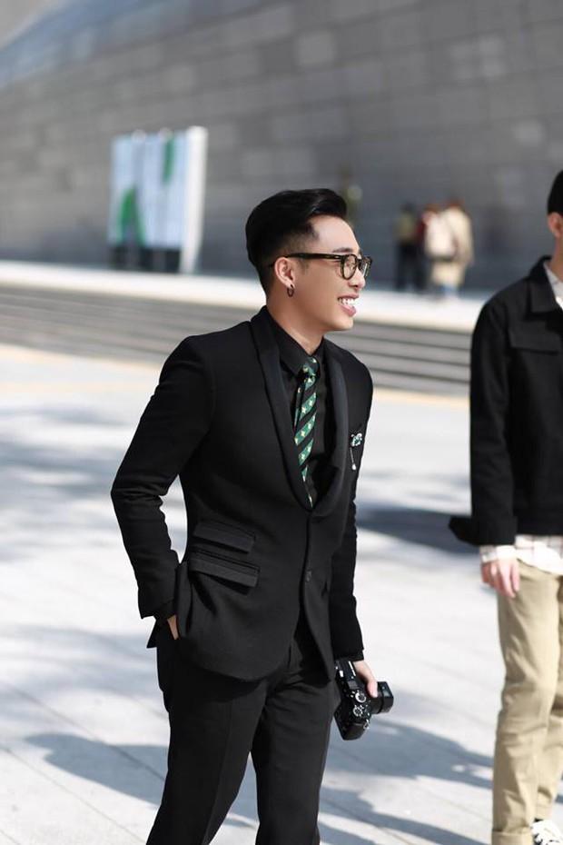 Hoàng Ku, Châu Bùi, Cao Minh Thắng & các fashionista Việt nổi không kém fashionista Hàn tại Seoul Fashion Week - Ảnh 19.