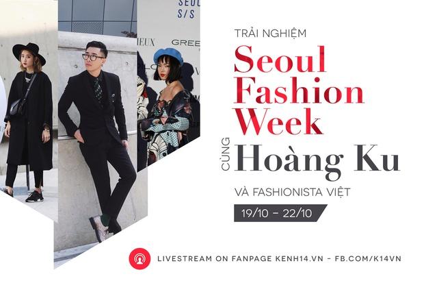 Hoàng Ku, Châu Bùi, Min xuất hiện cực nét cùng fashionista Hàn tại Tuần lễ thời trang ngày 3 - Ảnh 27.