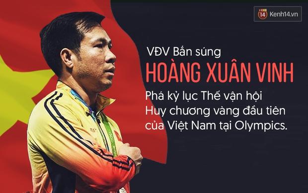 Hoàng Xuân Vinh, Ánh Viên: Những người lính Việt Nam chinh phục thế giới - Ảnh 1.