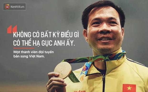 Hoàng Xuân Vinh, Ánh Viên: Những người lính Việt Nam chinh phục thế giới - Ảnh 2.