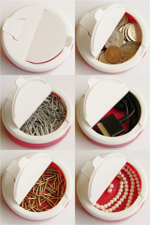 Vơ hết hộp kẹo cũ làm thành hộp đựng tai nghe cực tiện - Ảnh 9.