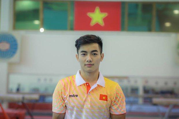Mê trai đẹp, đừng bỏ qua các chàng hot boy của làng thể thao Việt Nam! - Ảnh 2.