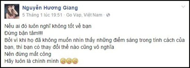 Nghi vấn Hương Giang Idol đã chia tay bạn trai Việt kiều - Ảnh 6.