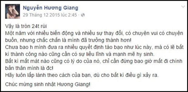 Nghi vấn Hương Giang Idol đã chia tay bạn trai Việt kiều - Ảnh 7.