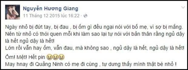 Nghi vấn Hương Giang Idol đã chia tay bạn trai Việt kiều - Ảnh 9.