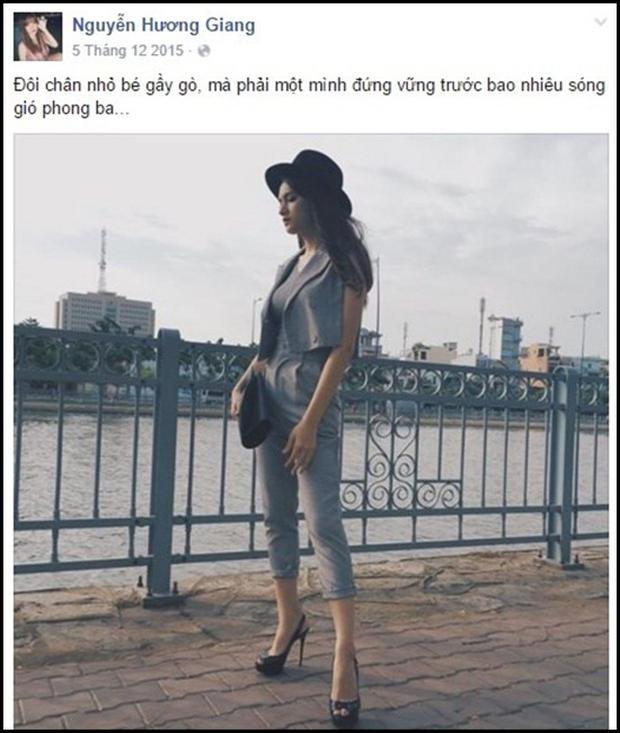 Nghi vấn Hương Giang Idol đã chia tay bạn trai Việt kiều - Ảnh 10.