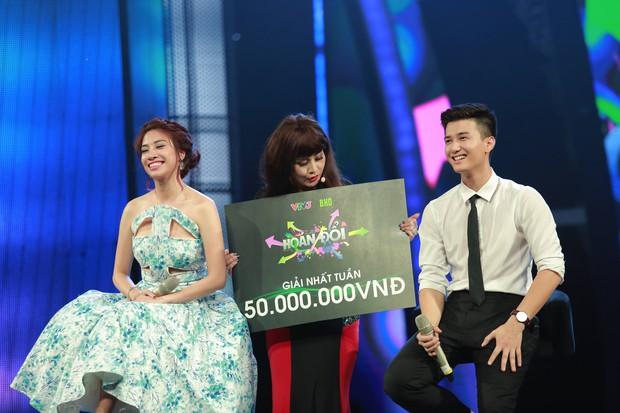 Hoán đổi: Huỳnh Anh vừa thư sinh, vừa cơ bắp đốn tim khán giả - Ảnh 15.