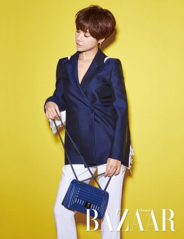 Irene đẹp không góc chết, Hwang Jung Eum sành điệu trên tạp chí - Ảnh 7.