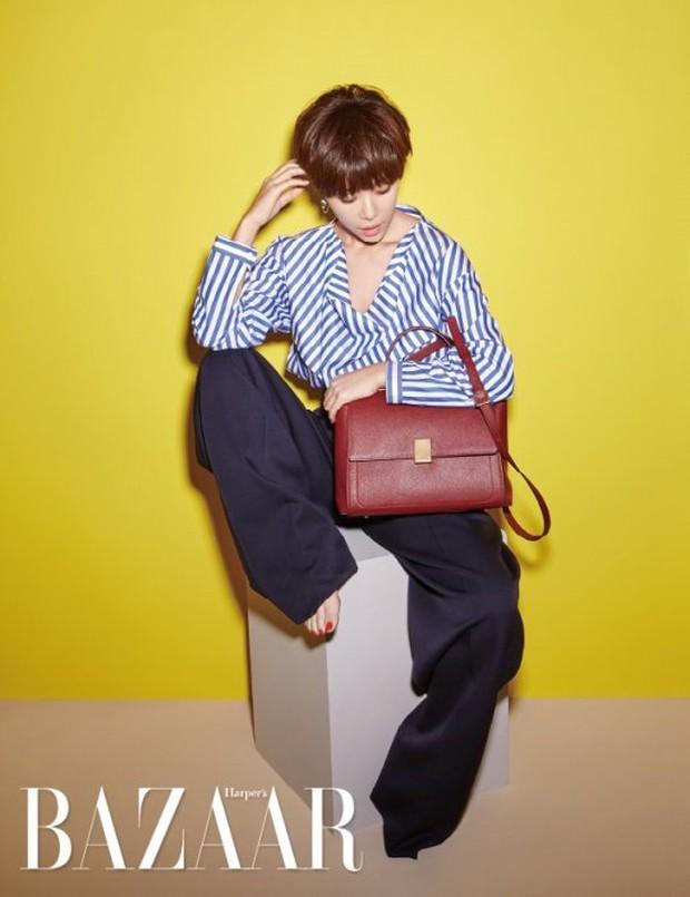 Irene đẹp không góc chết, Hwang Jung Eum sành điệu trên tạp chí - Ảnh 8.