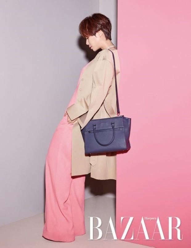 Irene đẹp không góc chết, Hwang Jung Eum sành điệu trên tạp chí - Ảnh 9.