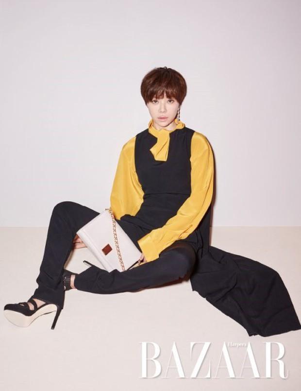 Irene đẹp không góc chết, Hwang Jung Eum sành điệu trên tạp chí - Ảnh 10.
