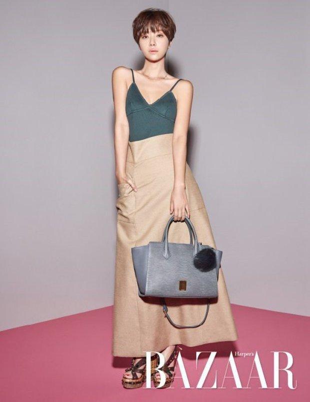 Irene đẹp không góc chết, Hwang Jung Eum sành điệu trên tạp chí - Ảnh 11.