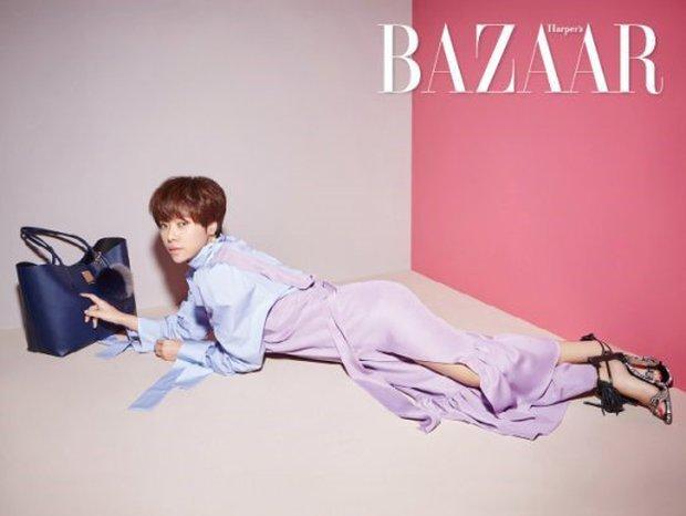Irene đẹp không góc chết, Hwang Jung Eum sành điệu trên tạp chí - Ảnh 12.