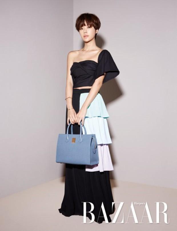 Irene đẹp không góc chết, Hwang Jung Eum sành điệu trên tạp chí - Ảnh 13.
