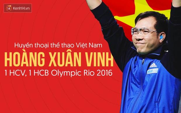 Hoàng Xuân Vinh: Người mở đường cho khát vọng Việt Nam chinh phục thế giới - Ảnh 2.
