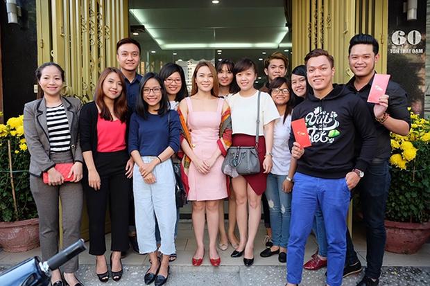 Fan khắp nơi bay ra Đà Nẵng dự họp fan đầu năm tại nhà riêng của Mỹ Tâm - Ảnh 14.