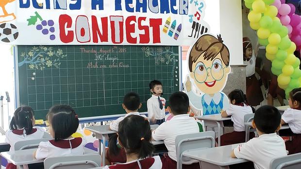 Trường Quốc tế Á Châu áp dụng chuẩn giáo dục AERO của Mỹ - Ảnh 2.