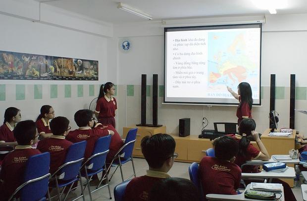 Trường Quốc tế Á Châu áp dụng chuẩn giáo dục AERO của Mỹ - Ảnh 3.