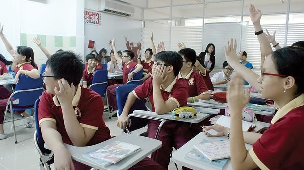 Trường Quốc tế Á Châu áp dụng chuẩn giáo dục AERO của Mỹ - Ảnh 4.