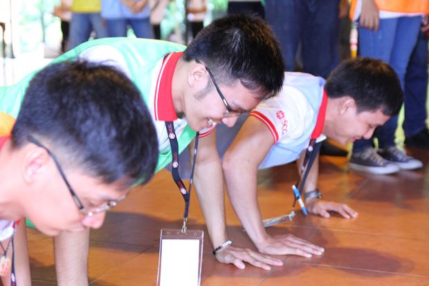 Đây là cơ hội để sinh viên khám phá khả năng lãnh đạo tiềm ẩn của mình - Ảnh 4.