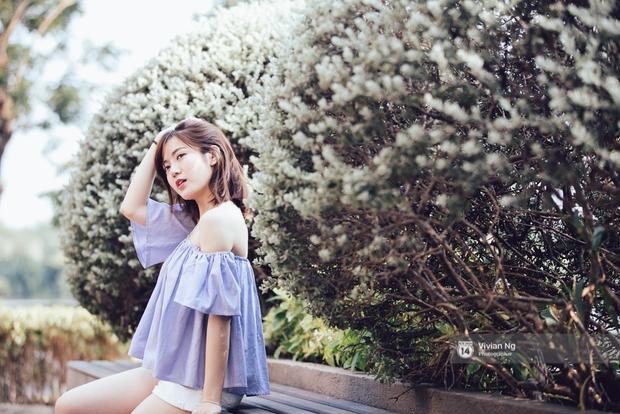 Tú Linh lần đầu nói về chuyện tình yêu của mình: Linh yêu bằng cả lý trí và tình cảm - Ảnh 5.